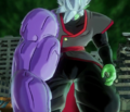Grotesque Fused Zamasu emerges in Xenoverse 2.