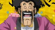 Mr. Satán (¡Hey! Goku y sus amigos regresan)