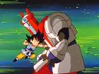 Super Mega Cañón Sigma vs Goku