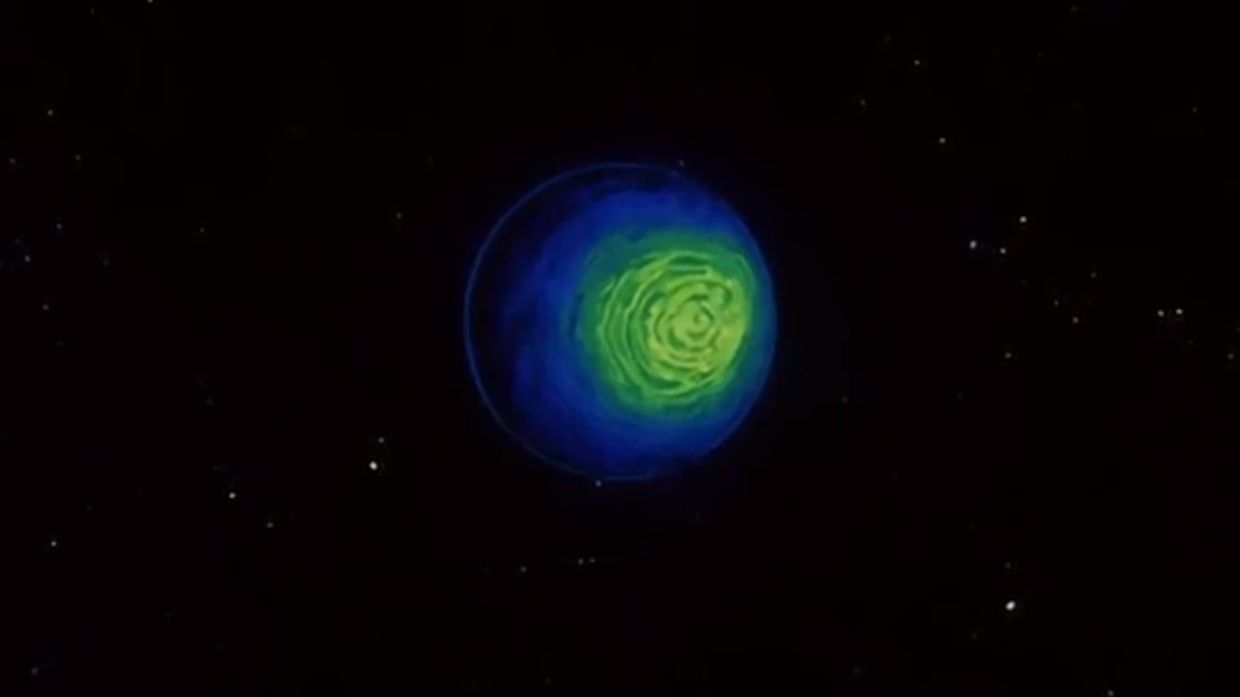 Cooler's Unnamed Planet