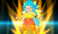 KF SSB Goku (SS3 Broly)