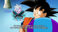 Shin,Goku y Zeno