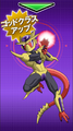 Berserker (Race de Freezer) (Golden Berserker)