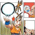 CrilinGenkidama-Manga