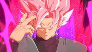 Entrada de Goku Black FighterZ