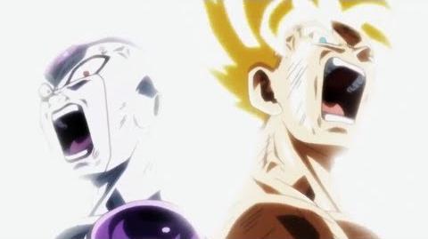 Gokû & Freeza VS Jiren