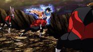 Goku vs. Las Tropas del Orgullo