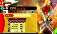 KF SS4 Gogeta (SSB Vegito)