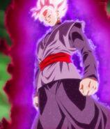 SSR Goku Black DBS