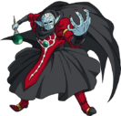 Super Dragon Ball Heroes World Mission - Character Sticker - Mechikabura 2
