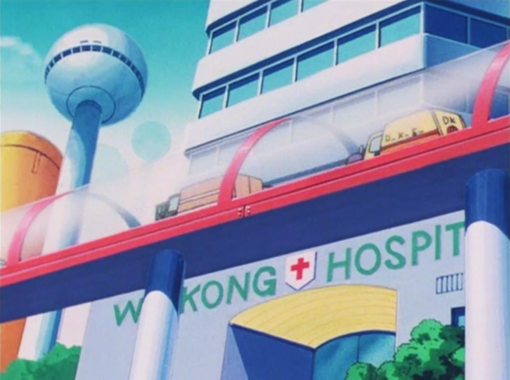 Wukong Hospital