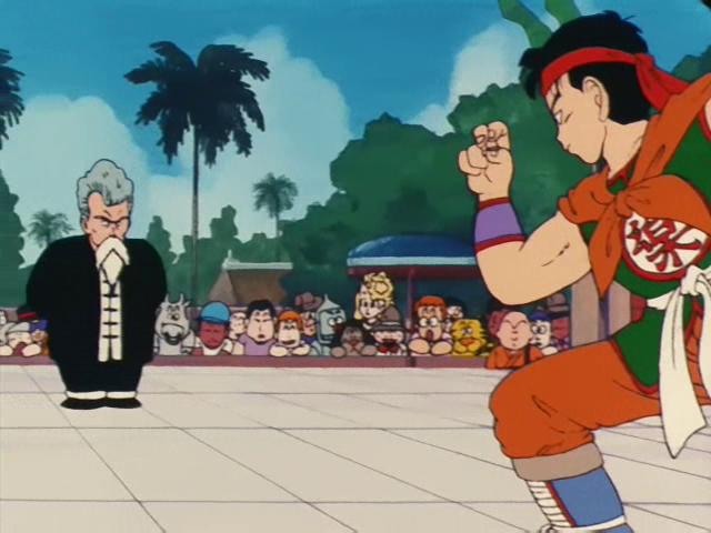 Dragon Ball épisode 022