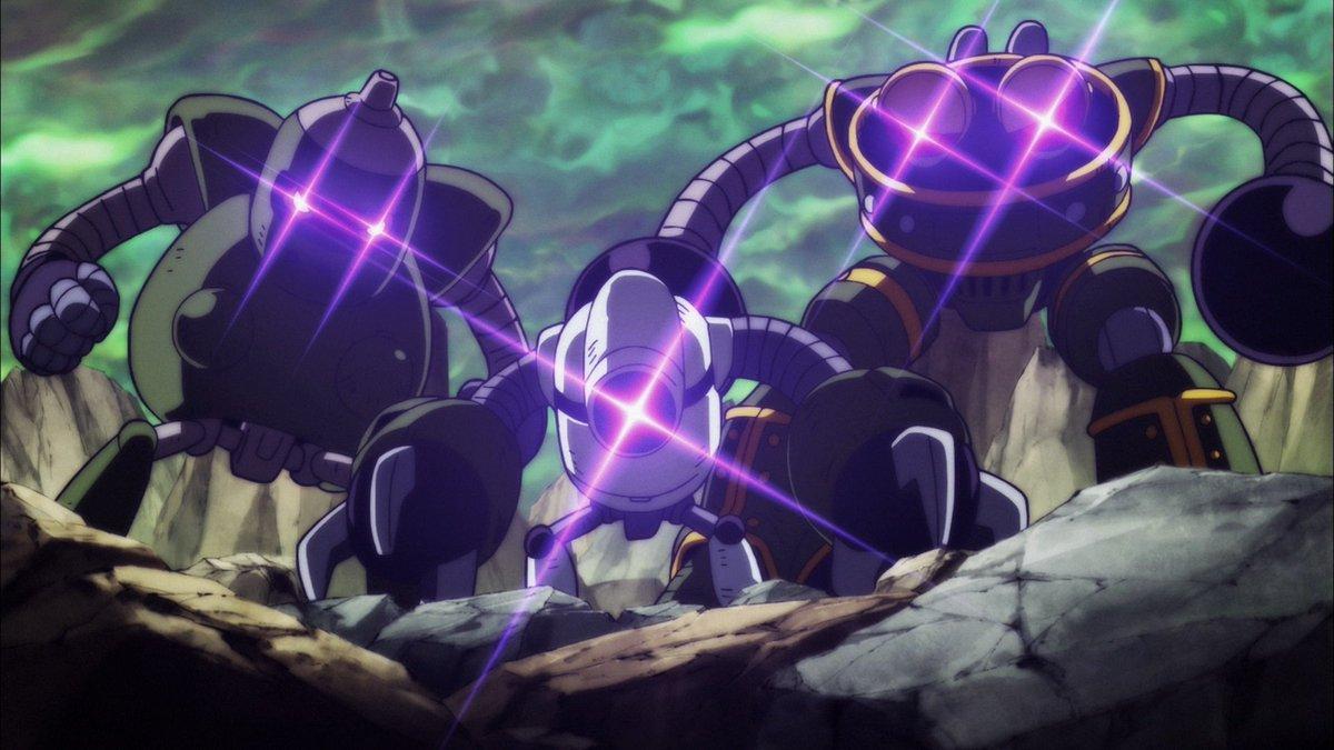 Dragon Ball Super épisode 120
