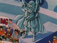 Estatua de Mr. Satan