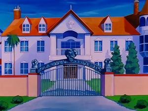 Villa di Mr. Satan