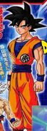 Doctrina egoísta señal de Akira Toriyama boceto what-if segunda versión