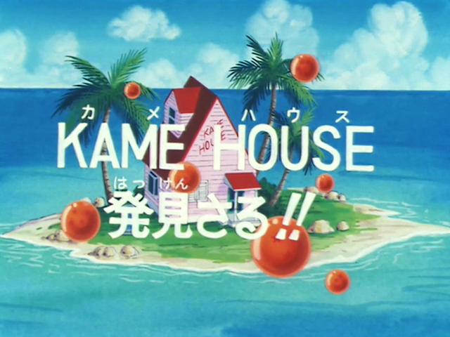 Kame House: Found!