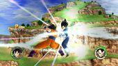 Goku VS Vegeta Ruin area 16