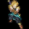 Gotenks - Xeno (Super Saiyan) (Artwork)