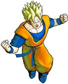 Future Gohan art in RB2