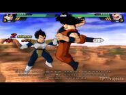 Goku vs Vegeta BT3