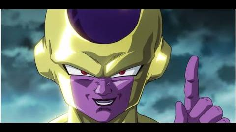 NEW!!! Dragon Ball Z Resurrection of F Trailer featuring the Gold Frieza Form!!!