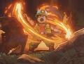 Puck Fire Swirl