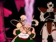 Scarface atacando a Ten Shi Han