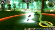 Bengala Solar en Dragon Ball Online