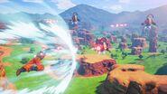 DBZ Kakarot - Goku vs i Robot