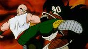 Ten Shin Han attaquant Brocco.