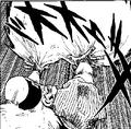 DBZ Manga Chapter 345 - Vegeta's Photon Bomber 3