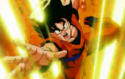 Super Saiyan power againts Min-Janembas