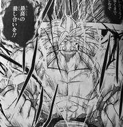 Cumber SS3MP Manga