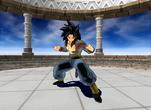 SSJ4 Goku Model 2 (Tenkaichi 3)