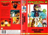 VHS DRAGON BALL Z LAS PELICULAS MANGA FILMS 1