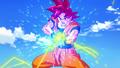 SSG Goku Charging Kamehameha