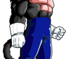 Dark Super Saiyan 4