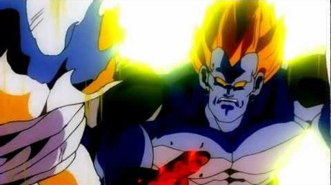 Goku kills Super Android 13
