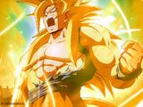 Golden Super Saiyan 4