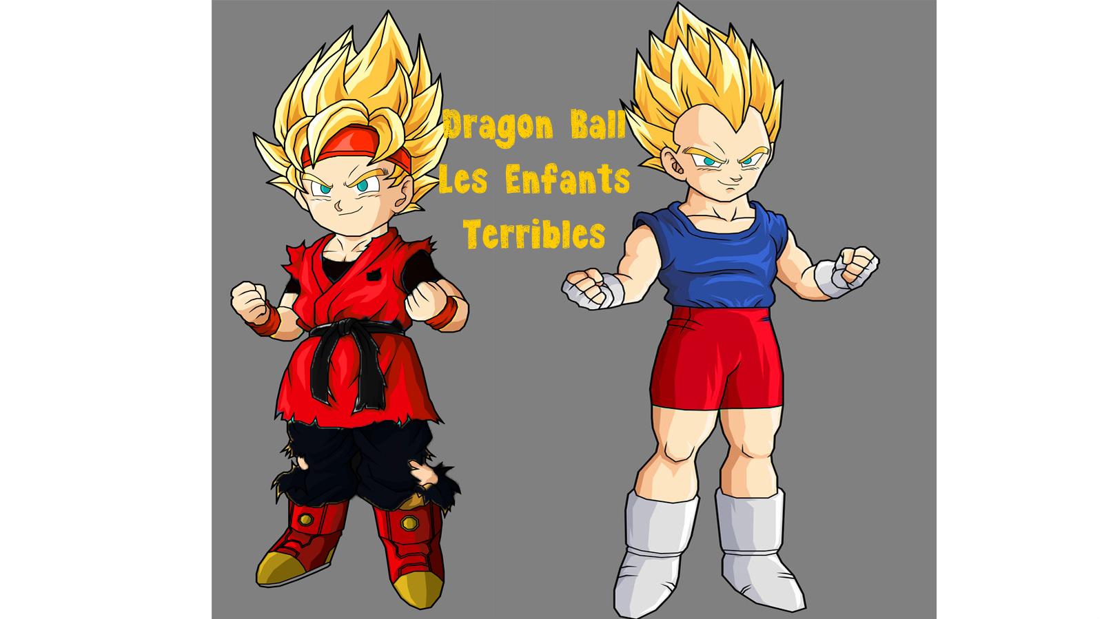 Dragon Ball:Les Enfants Terribles