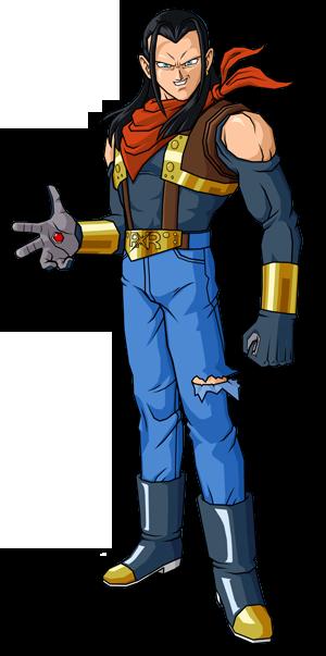 Super 17 (BH Saga)