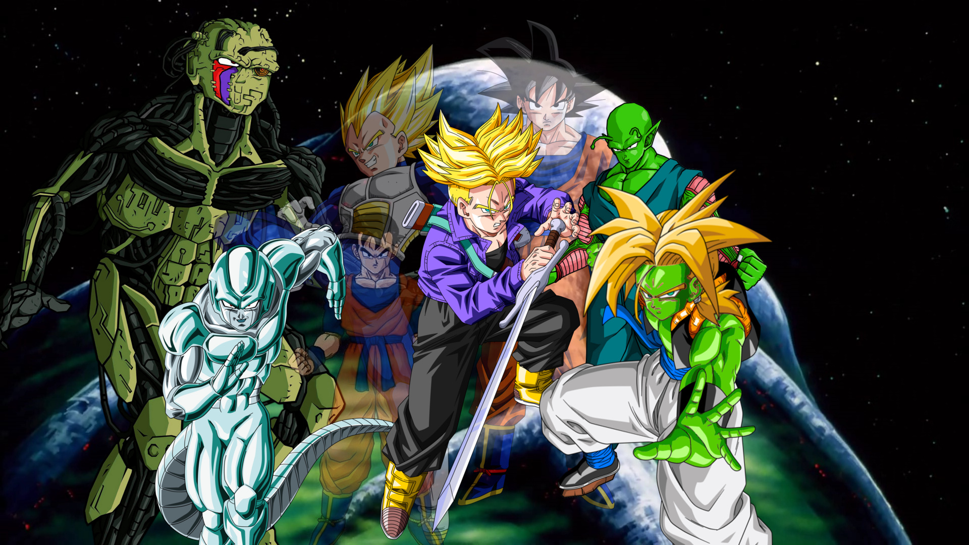 Trunks: After Cell