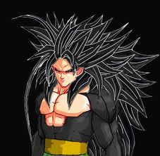 Goku pure evil