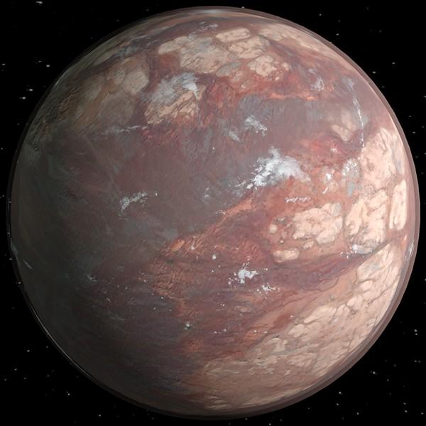 Lauto's Planet