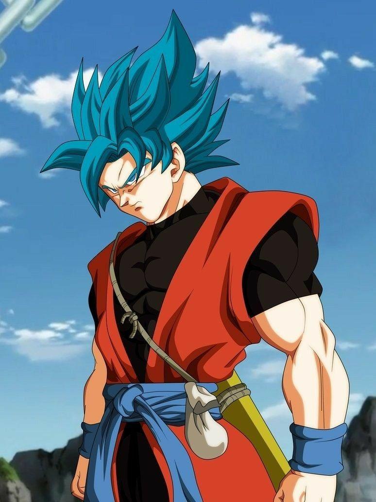 Goku(STTE Timeline)