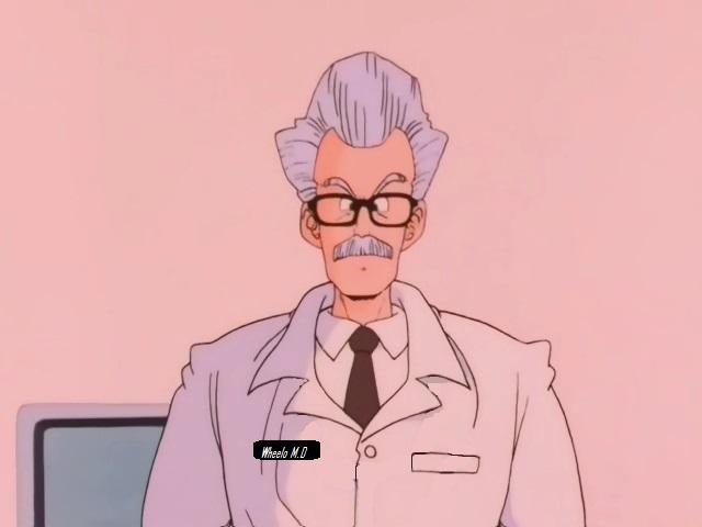Dr. Wheelo (DBG)