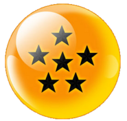 Six-Star Black Star Dragonball (Xz)