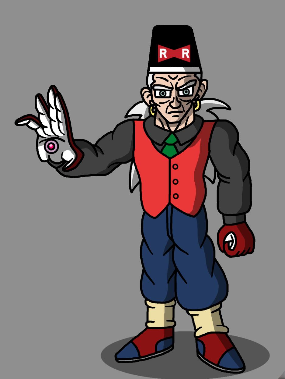 General Copper (Pandalove93)
