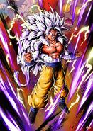 Goku SS 5